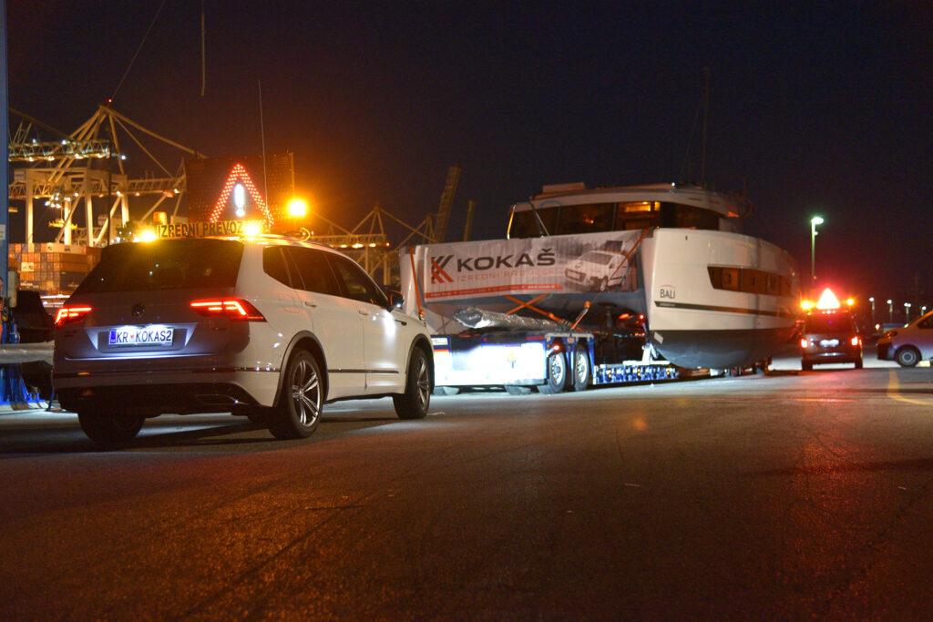 Prevoz plovil