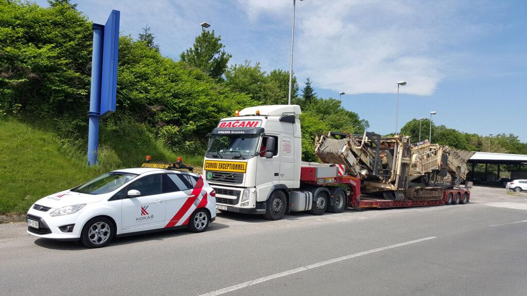Transportation of various cargo
